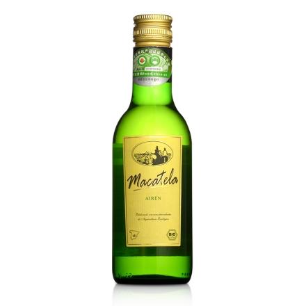 西班牙德尔加多马卡特拉干白葡萄酒187.5ml(乐享)