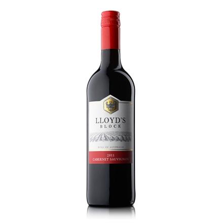 【清仓】澳大利亚泰瑞芬劳埃德系列赤霞珠干红葡萄酒750ml