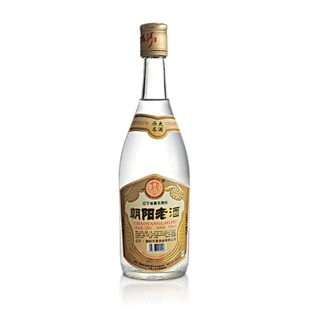 38°朝阳老酒500ml