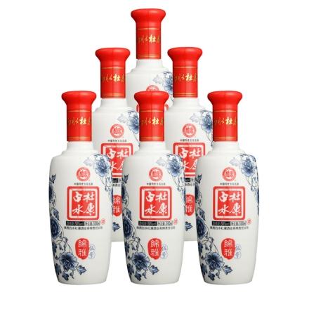 50°白水杜康绵雅伍号500ml(6瓶装)