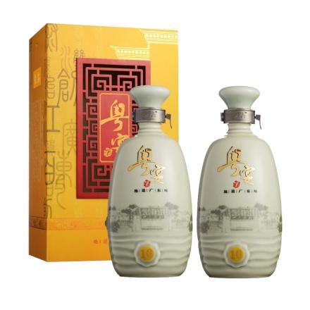 52°远航九江粤宴750ml(双瓶装)