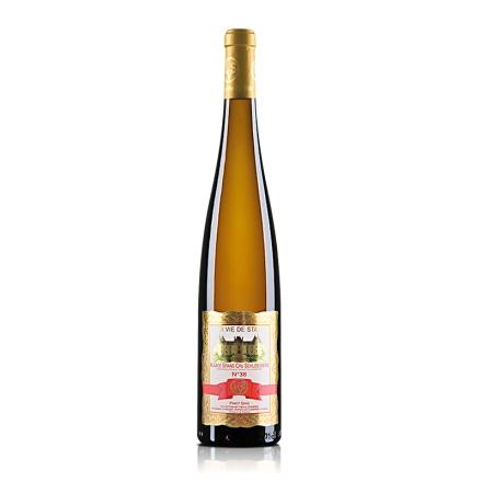 【清仓】法国拉维之星38号-灰比诺白葡萄酒750ml