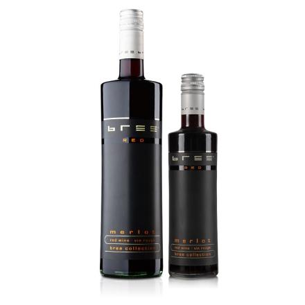 Bree梅洛红葡萄酒750ml+Bree梅洛红葡萄酒250ml