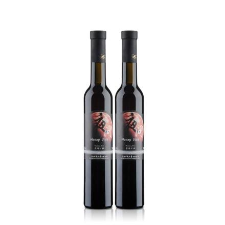 夜问蓝莓红酒375ml(双瓶装)