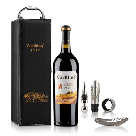 卡尔蒂尼树龄干红葡萄酒750ml
