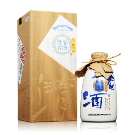 53°汾酒集团清香老酒475ml