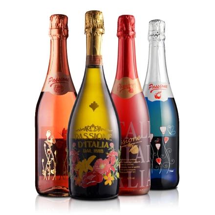 激情飞扬浪漫4瓶套装