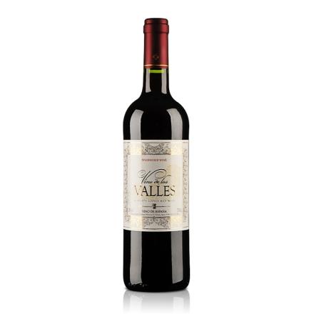 西班牙山谷之王半干红葡萄酒750ml