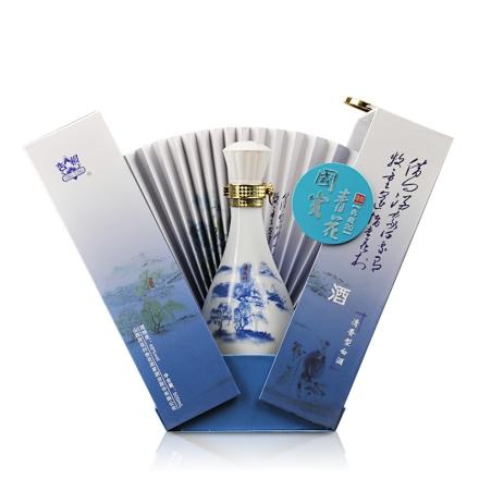 【清仓】48°杏花酒家国宾青花500ml