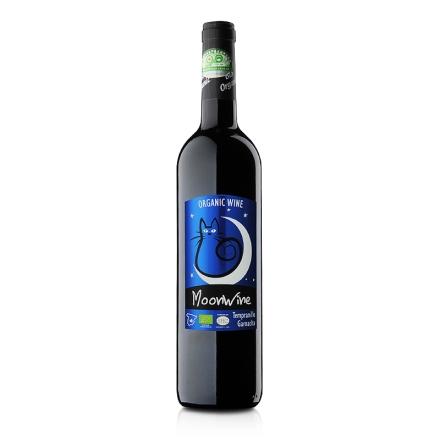 西班牙德尔加多穆恩有机干红葡萄酒750ml
