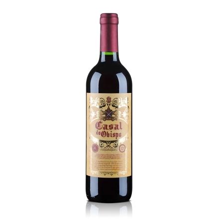 西班牙卡萨尔教皇半甜红葡萄酒750ml