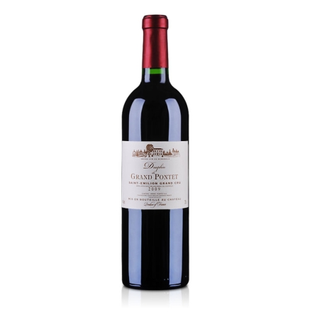 法国朗珂副牌红葡萄酒750ml