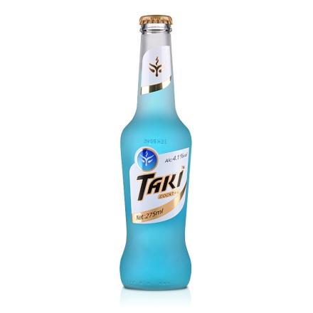 4.1°达奇TAKI蓝莓味伏特加鸡尾酒(预调酒)纯情装275ml(乐享)