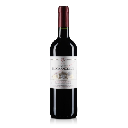 法国AOC格朗城堡红葡萄酒750ml