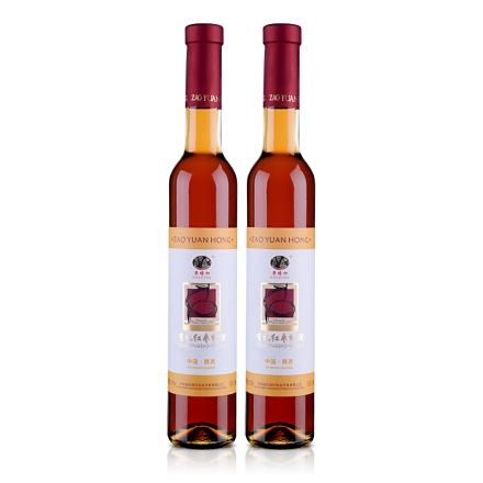 中国有机红枣红酒375ml(双瓶装)