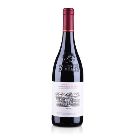 【清仓】法国原瓶进口AOC博斯克干红葡萄酒