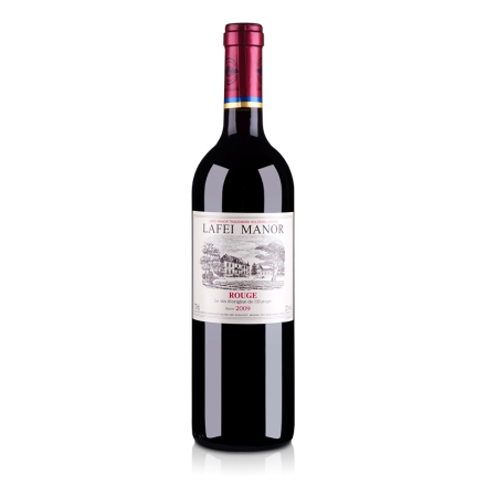 【清仓】拉菲庄园王子干红葡萄酒750ml