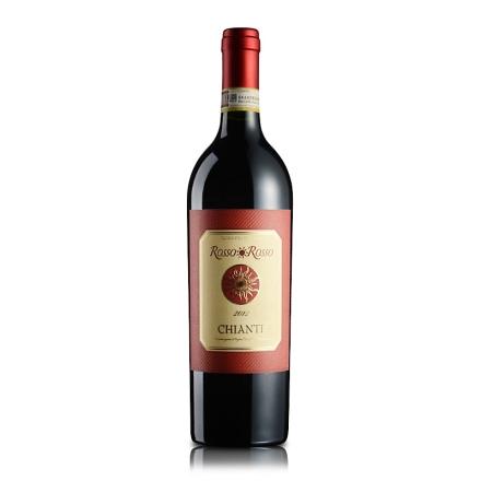 意大利红与红·奇扬第干红葡萄酒750ml