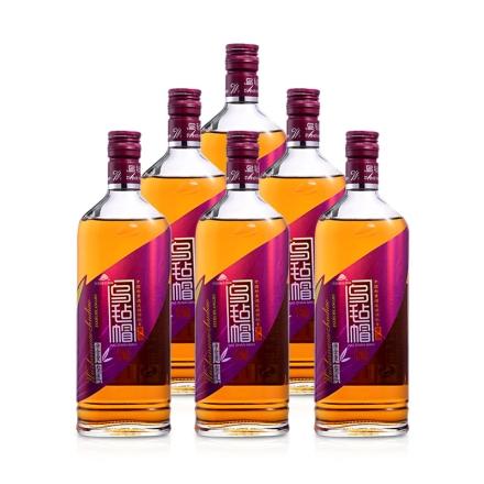 10°乌毡帽竹雕480ml(6瓶装)