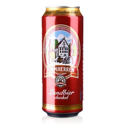 德国凯撒托姆黑啤酒500ml