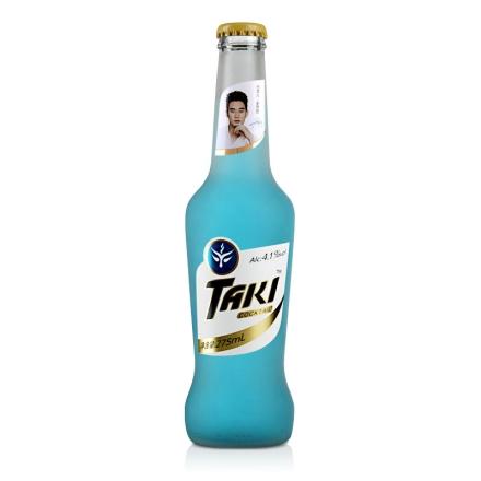 4.1°达奇TAKI蓝莓味伏特加鸡尾酒(预调酒) 夜场装 275ml