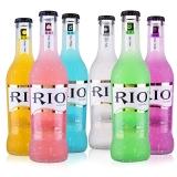 RIO鸡尾酒预调酒混彩装(6瓶装)
