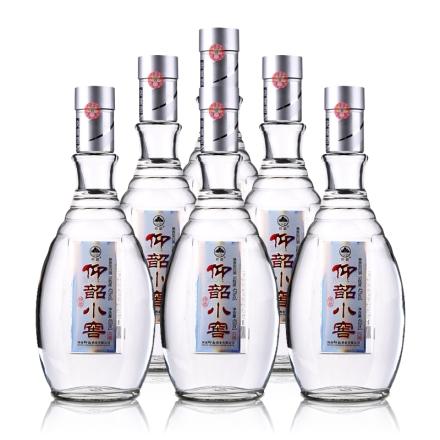 42°仰韶小窖裸瓶450ml(6瓶装)