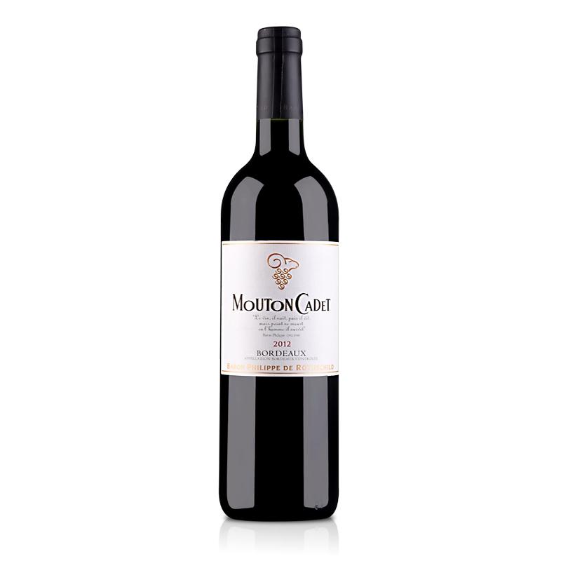 法国木桐嘉隶红葡萄酒750ml(又名:木桐嘉棣红葡萄酒)