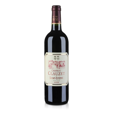 法国原瓶进口AOC克劳泽酒庄干红葡萄酒