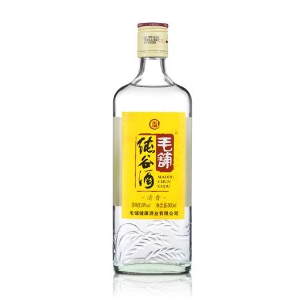 50°劲牌毛铺纯谷酒清香型500ml(乐享)
