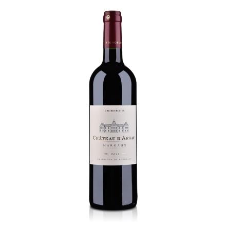 法国玛歌爱萨克庄园AOC级红葡萄酒750ml