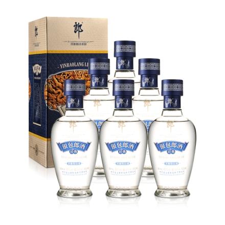 52°经典银包郎酒500ml(6瓶装)