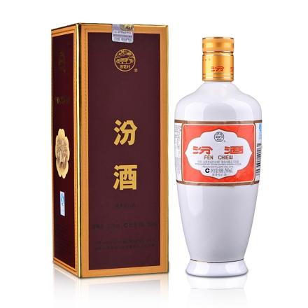 53°瓷瓶汾酒礼盒(出口型)500ml