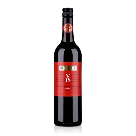 澳大利亚睿思庄园西拉V18干红葡萄酒750ml
