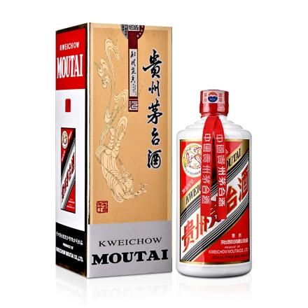 38°贵州茅台酒500ml(2005-2009年)