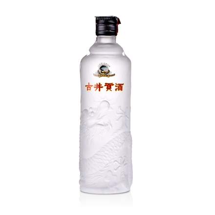 38°古井贡酒50ml(2006年)