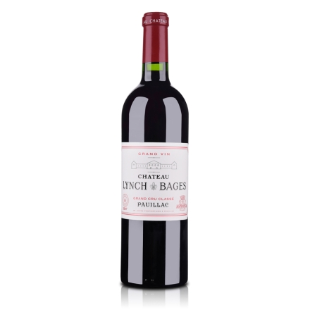 (列级庄·名庄正牌)法国百鳞翅古堡2007干红葡萄酒750ml(又名:林治巴其)