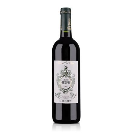 (列级庄·名庄正牌)法国费里埃酒庄2007干红葡萄酒750ml(又名:飞瑞)