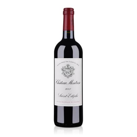 (列级庄·名庄正牌)法国玫瑰庄园2007干红葡萄酒750ml(又名:莫托酒庄)