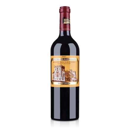 (列级庄·名庄正牌)法国杜克宝龙酒园2007干红葡萄酒750ml(又名:杜库酒庄)