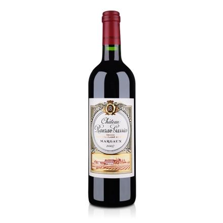(列级庄·名庄正牌)法国露仙歌庄园2007干红葡萄酒750ml(又名:若桑格西酒庄)