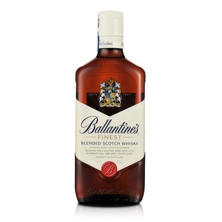 【超级秒杀日】40°英国百龄坛特醇苏格兰威士忌700ml