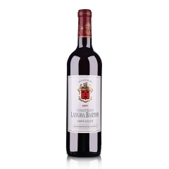 (列级庄·名庄正牌)法国丽冠巴顿酒庄2007干红葡萄酒750ml(又名:朗格巴通、朗格巴顿)