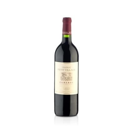(列级庄·名庄·正牌)法国小村庄酒庄2012干红葡萄酒750ml