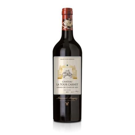 (列级庄·名庄·正牌)拉图嘉利酒庄2013干红葡萄酒750ml