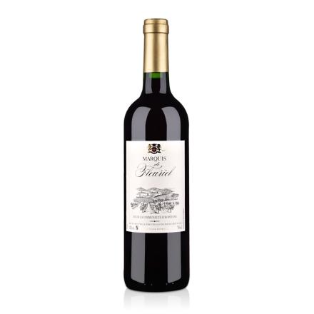 法国富乐男爵干红葡萄酒750ml(12瓶装)