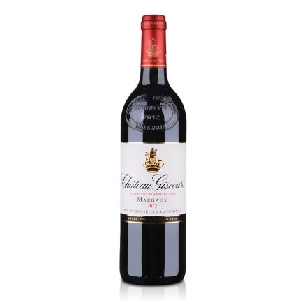(列级庄·名庄·正牌)美人鱼酒庄2012干红葡萄酒750ml