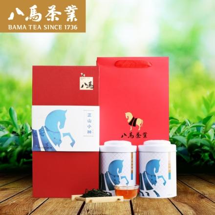 武夷山正山小种红茶醇韵两盒组合装150g