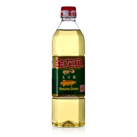 金龙鱼精炼一级大豆油900ml