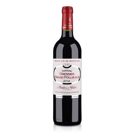 法国梅多克中级庄格蕾斯大保捷庄园干红葡萄酒750ml